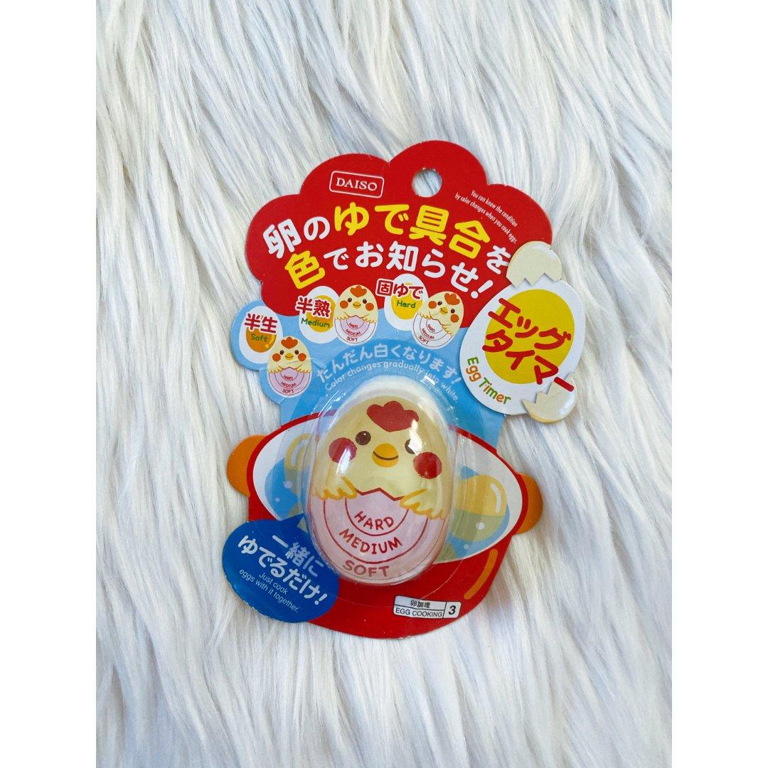 Daiso好物丨煮蛋神器