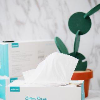 100%无限回购 每天都要用的winner棉柔巾