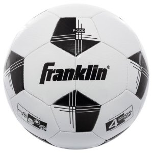 $3.99Franklin Sports Competition 100 4号尺寸 足球