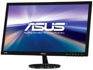 $85 ASUS VS VS247H-P 23.6-inch LED Backlight LCD Monitor