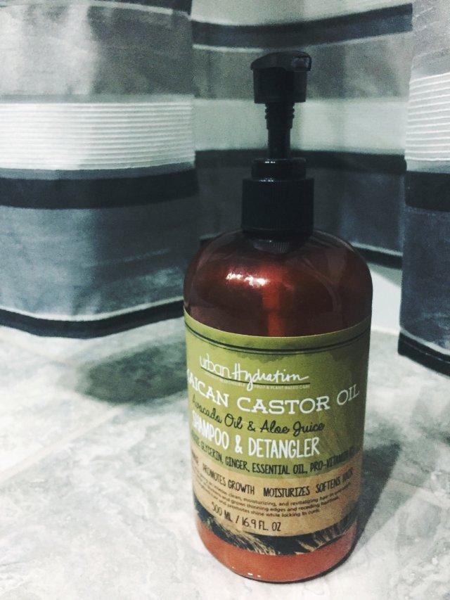 摩洛哥堅果油洗髮精