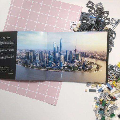 乐高上海 | Hometown,爱一座城的唯一理由
