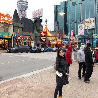 旅行 Niagara falls cit...