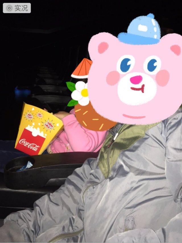 去戏院看冰雪奇缘2