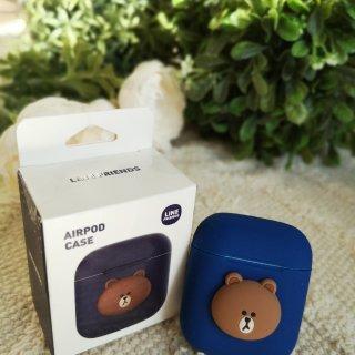 微众测 | LineFriends布朗熊Airpods耳机壳