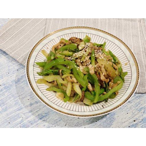 荤素搭配的好吃晚餐|紫米饭🍚|扫荡冰箱