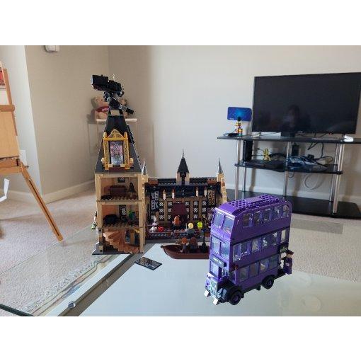Lego哈利波特骑士巴士