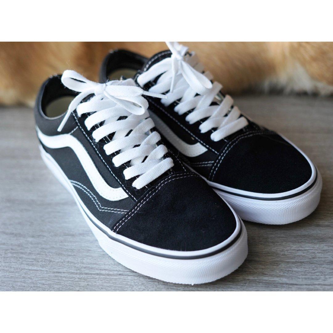 街头滑板鞋 Vans Old Skool