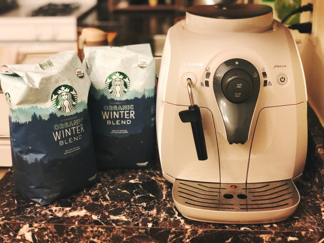 咖啡机和咖啡豆☕️11/9 #11