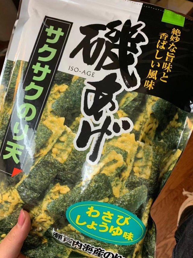 3-5 日本零食推荐