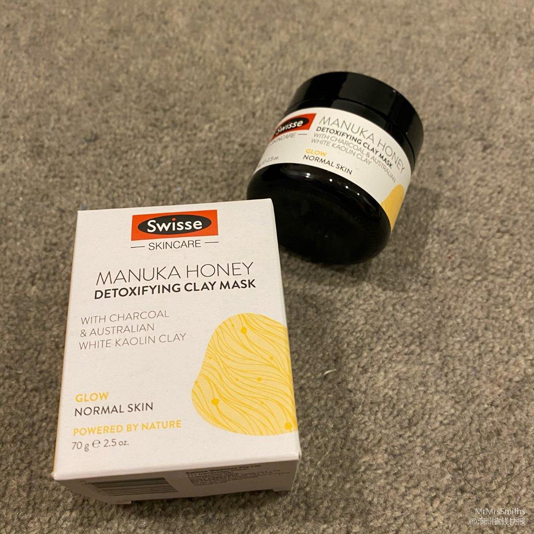 Swisse 瑞思,Buy Swisse Manuka Honey Detoxifying Faci