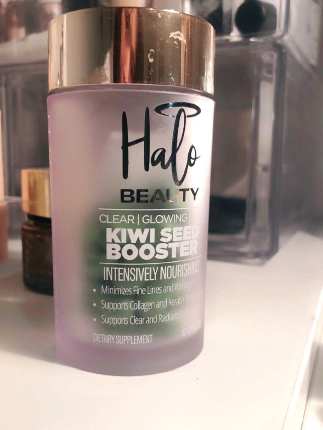「Halo Beauty」油管网红营养品