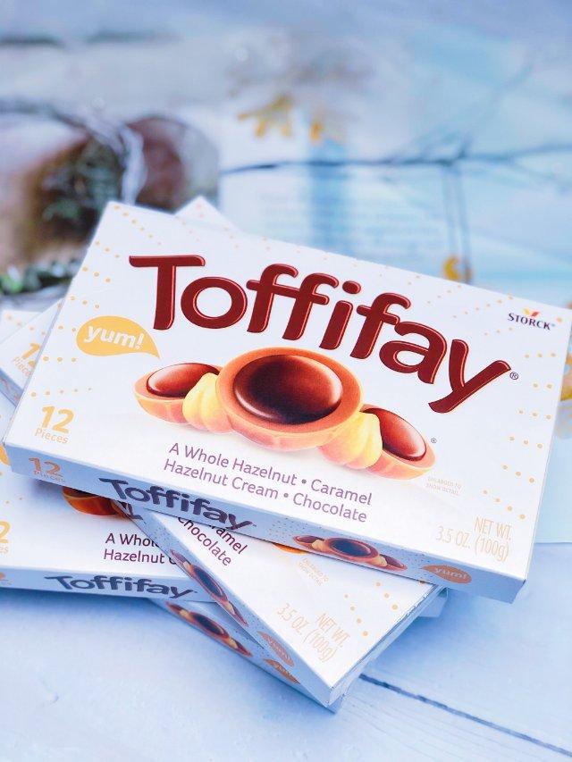 Toffifay 太妃榛果巧克力