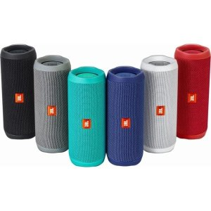 JBL Flip 4 Waterproof Bluetook Speaker (4 Colors)