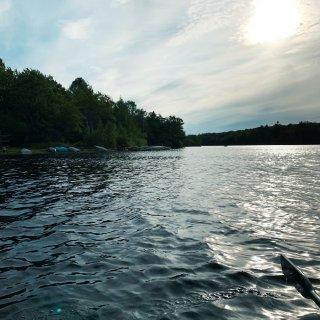 长周末玩什么|湖中划船...