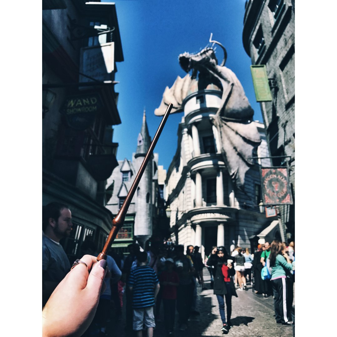 Universal Studios 环球影城,Orlando,Harry Potter