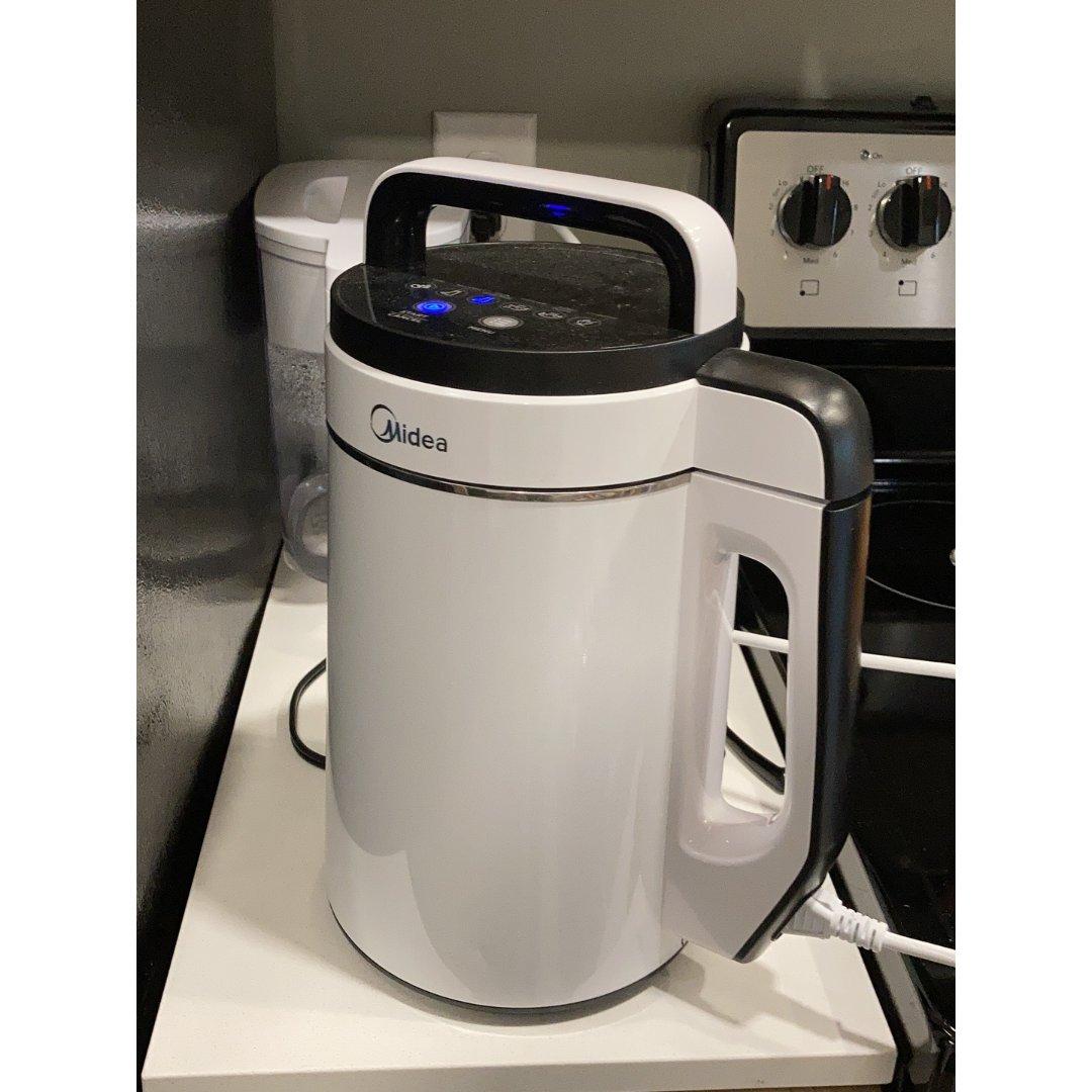 美的豆浆机