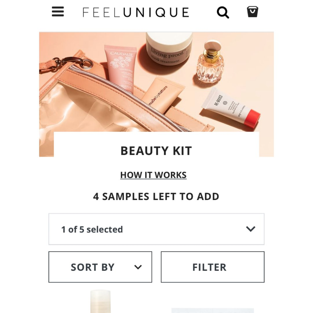 feelunique 的beauty k...
