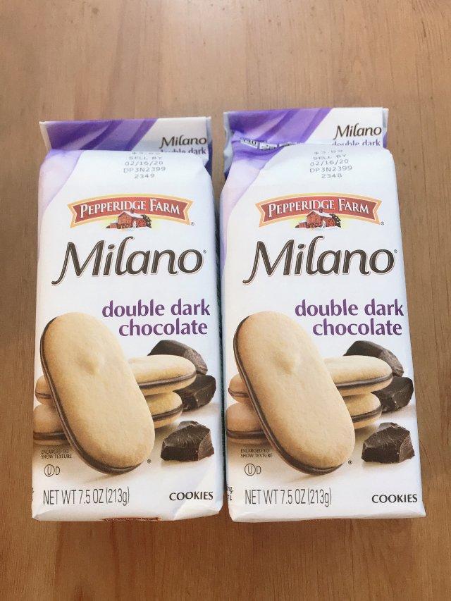 milano的饼干一吃就上瘾了!