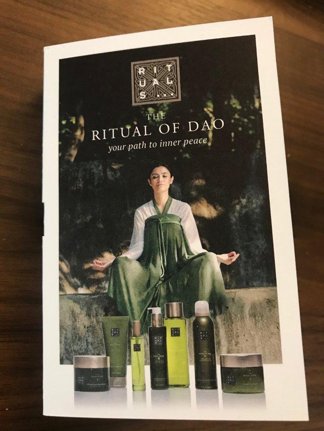 Rituals护手霜sample