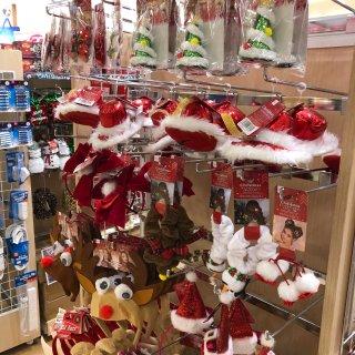 圣诞装饰买起来...