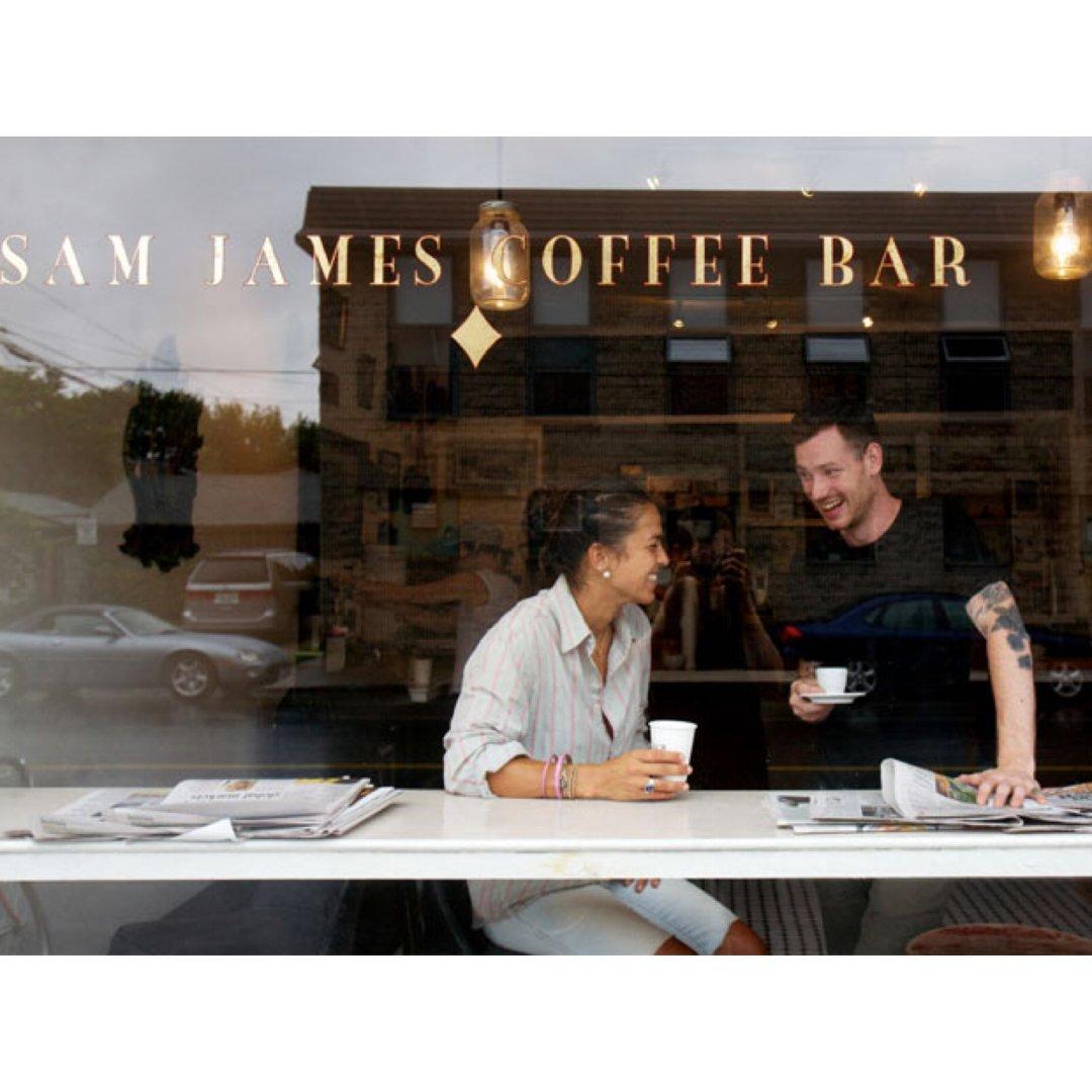 多伦多城市咖啡地图☕️那些年我❤️的咖啡