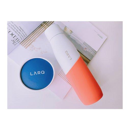微众测 | LARQ黑科技自净化除菌水壶