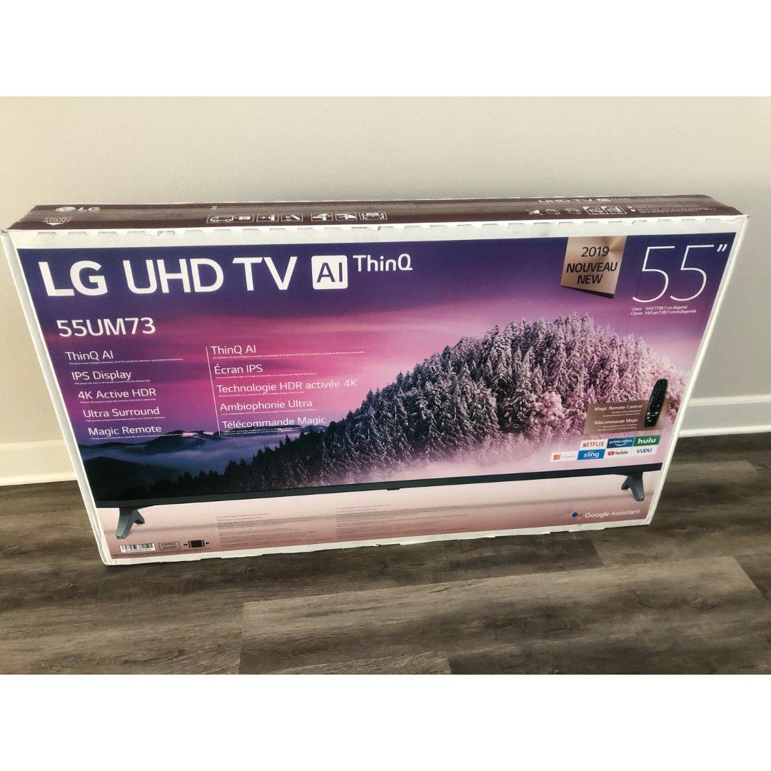 好用的LG UHD TV