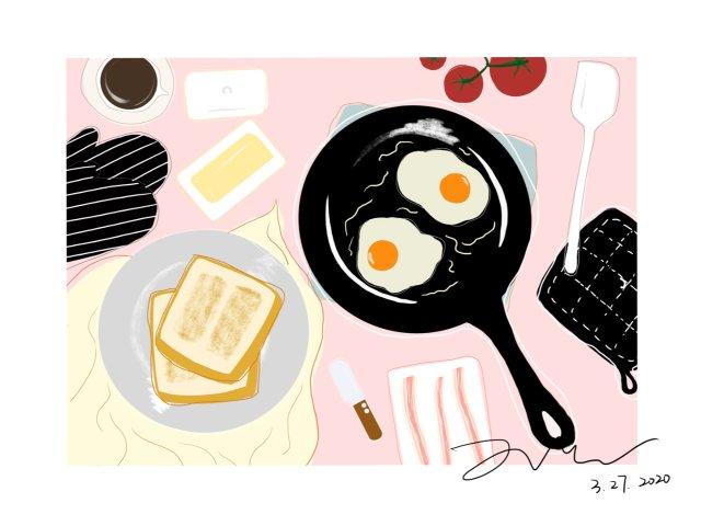 转移注意力研👀吃吃吃不如画画画🎨