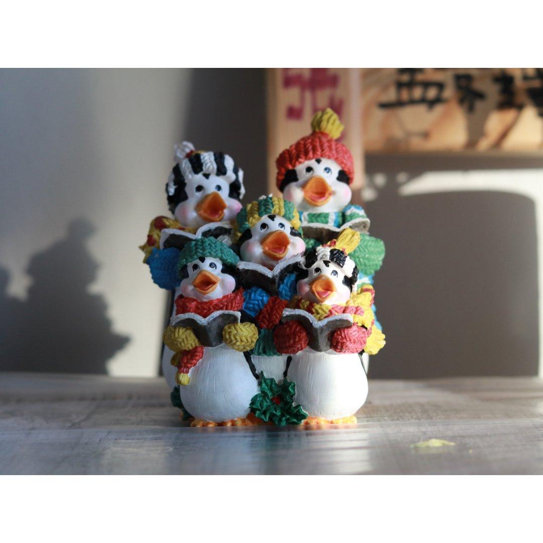 小物 企鹅合唱团