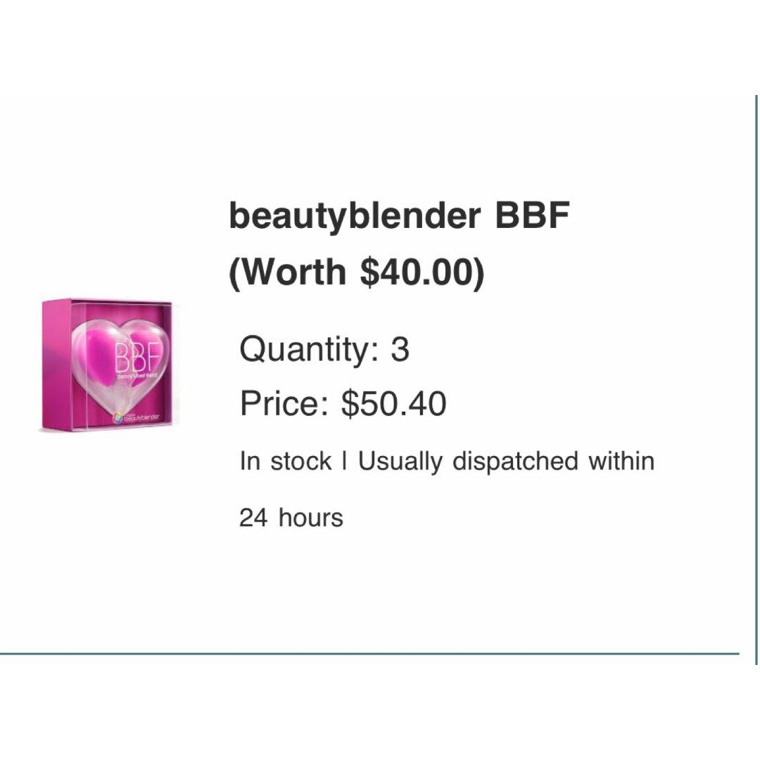 beauty blender套装