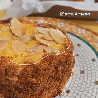 【周四下午茶】自制网红熔岩乳酪咸蛋黄芋泥...