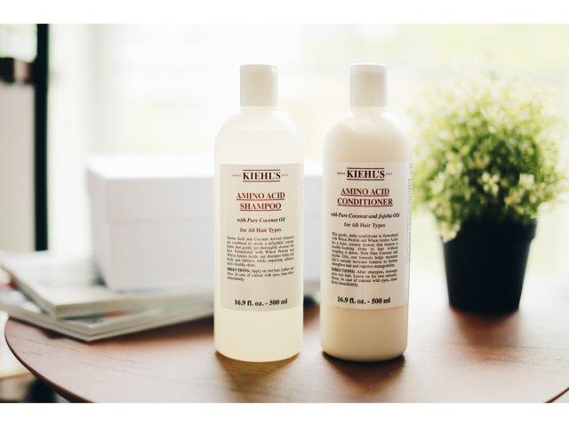 Kiehl's | 氨基酸洗发水&护发素
