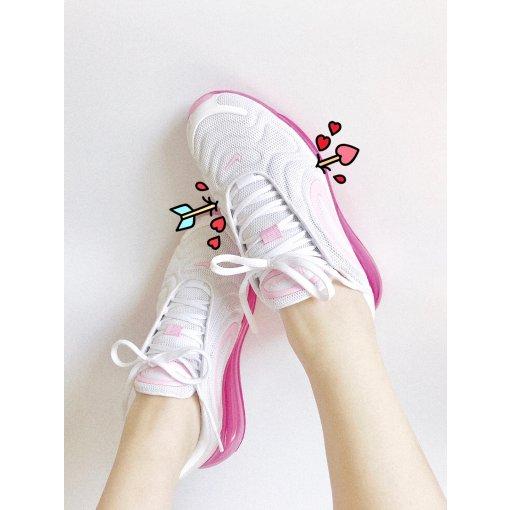 💖少女粉鞋新入荷 | 耐克Nike Air Max720
