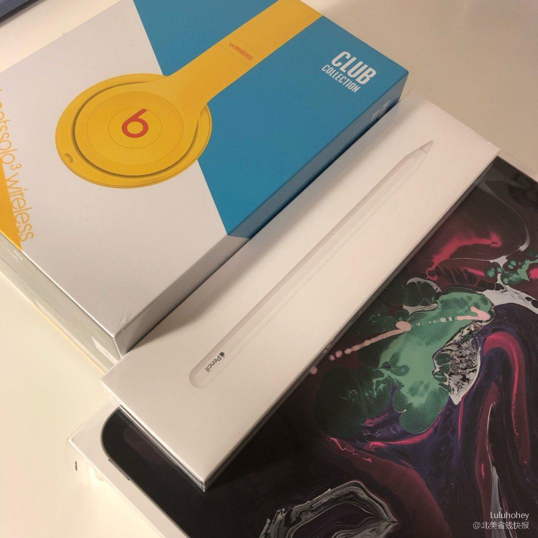 iPad Pro 11 買買買