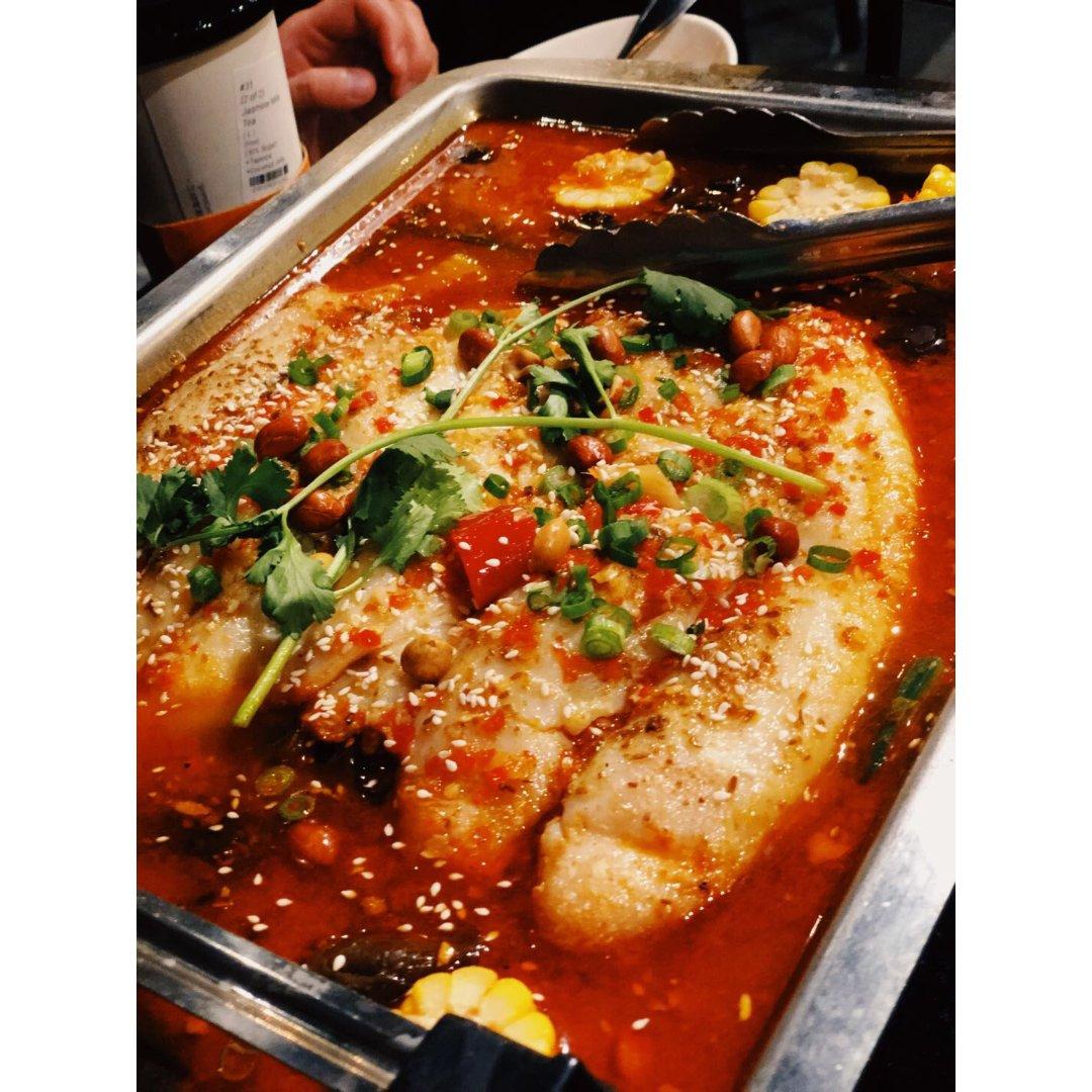新泽西优秀中餐  制霸一方的烤鱼🥢...