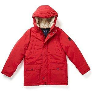 $32.99Nautica 儿童保暖外套2T-XL码