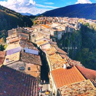 Castellfollit 巴塞罗那周边...