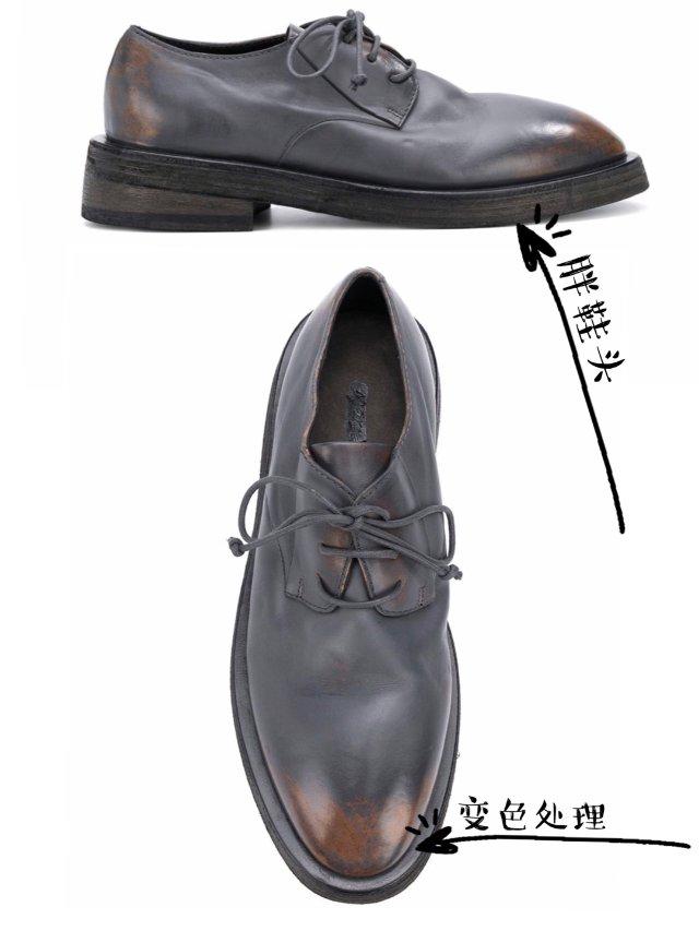 女生一定要有一双 Marsèll 的鞋