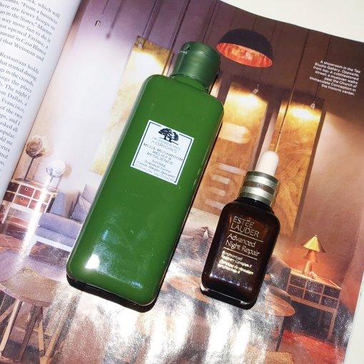万年回购 - 小棕瓶&菌菇水