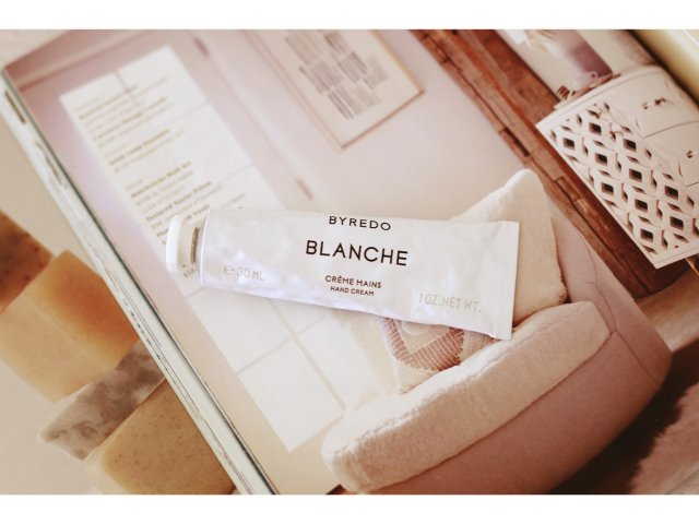 护肤|Byredo Blanche护手霜