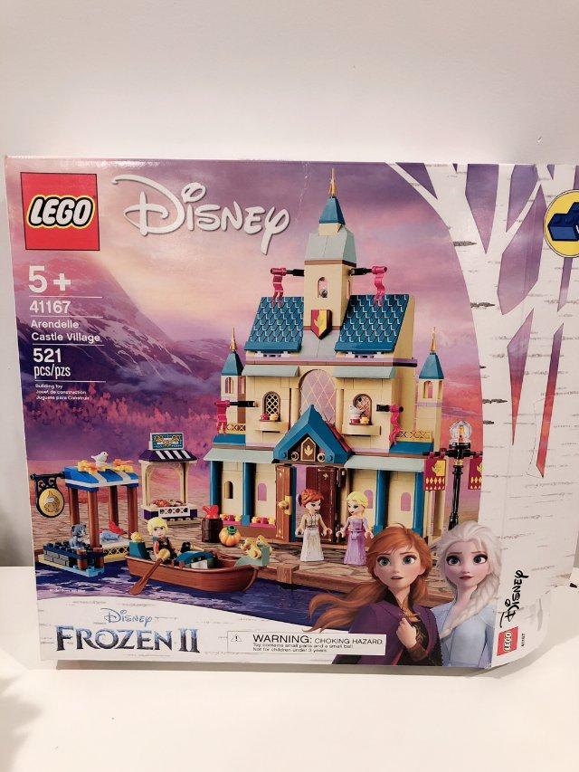 LEGO 《冰雪奇缘2》之艾伦戴尔...