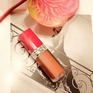 微众测| Dior Rouge新款丝绒唇釉707