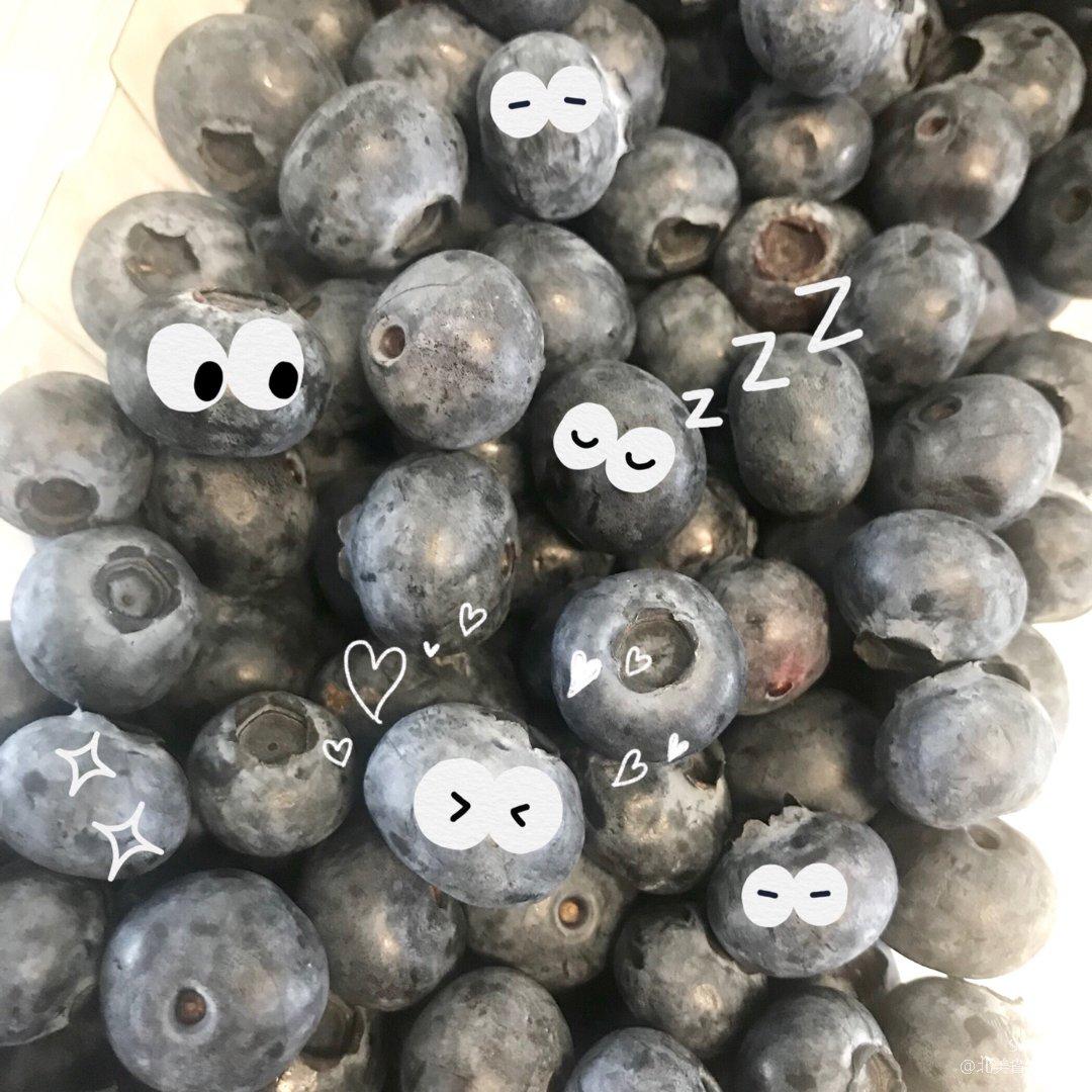 蓝莓摊续摊📢 | 连着吃了一个月的...