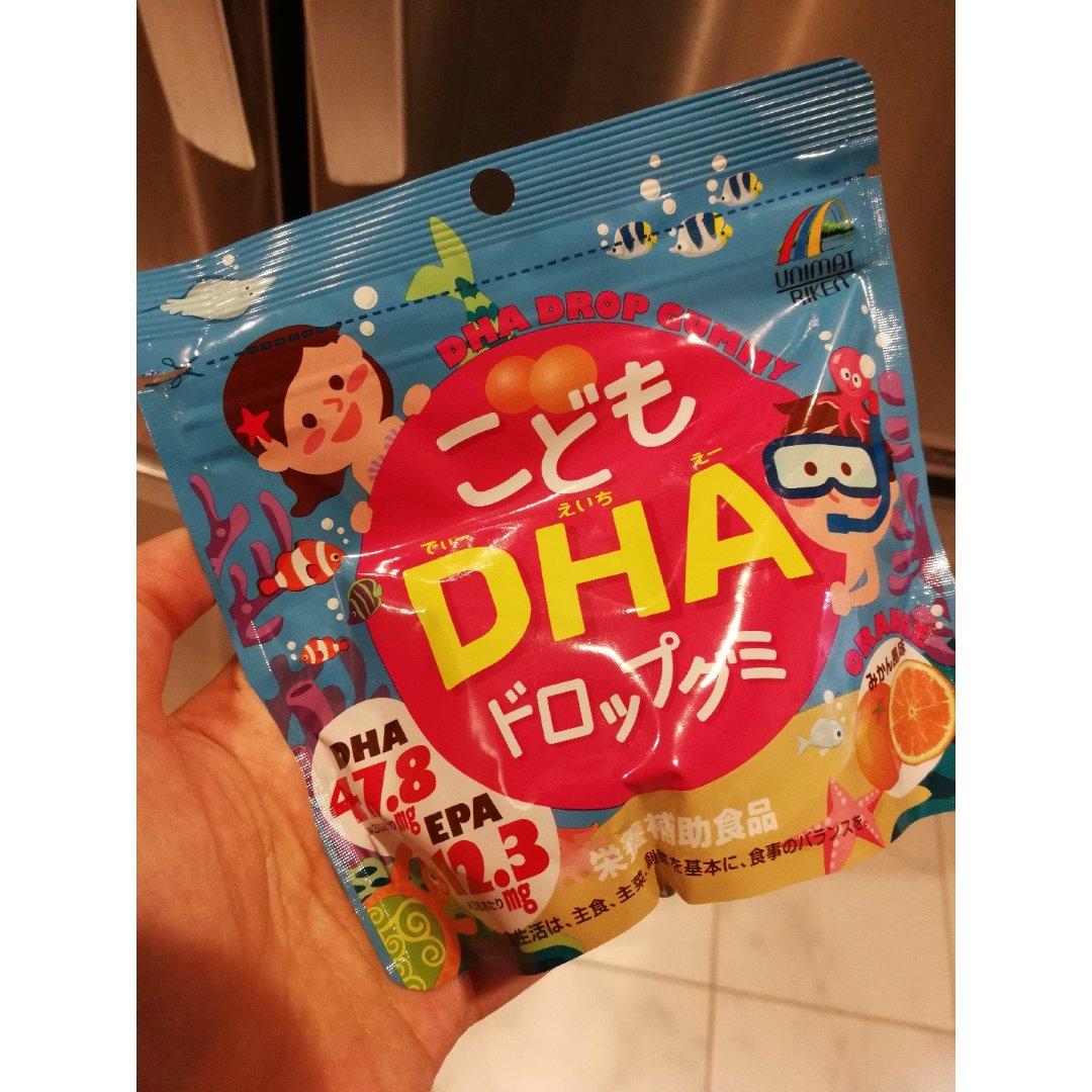 儿童DHA软糖