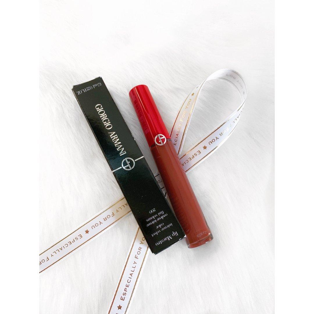 最美的復古紅棕色🍁非阿瑪尼紅管#2...