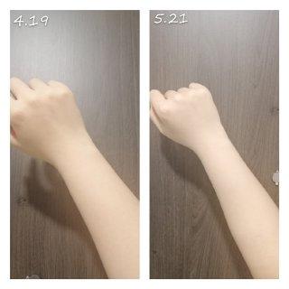 🐰|「Olay烟酰胺身体乳」30天实测变...