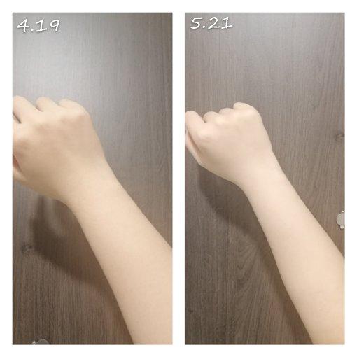 🐰|「Olay烟酰胺身体乳」30天实测变白!30天无美颜
