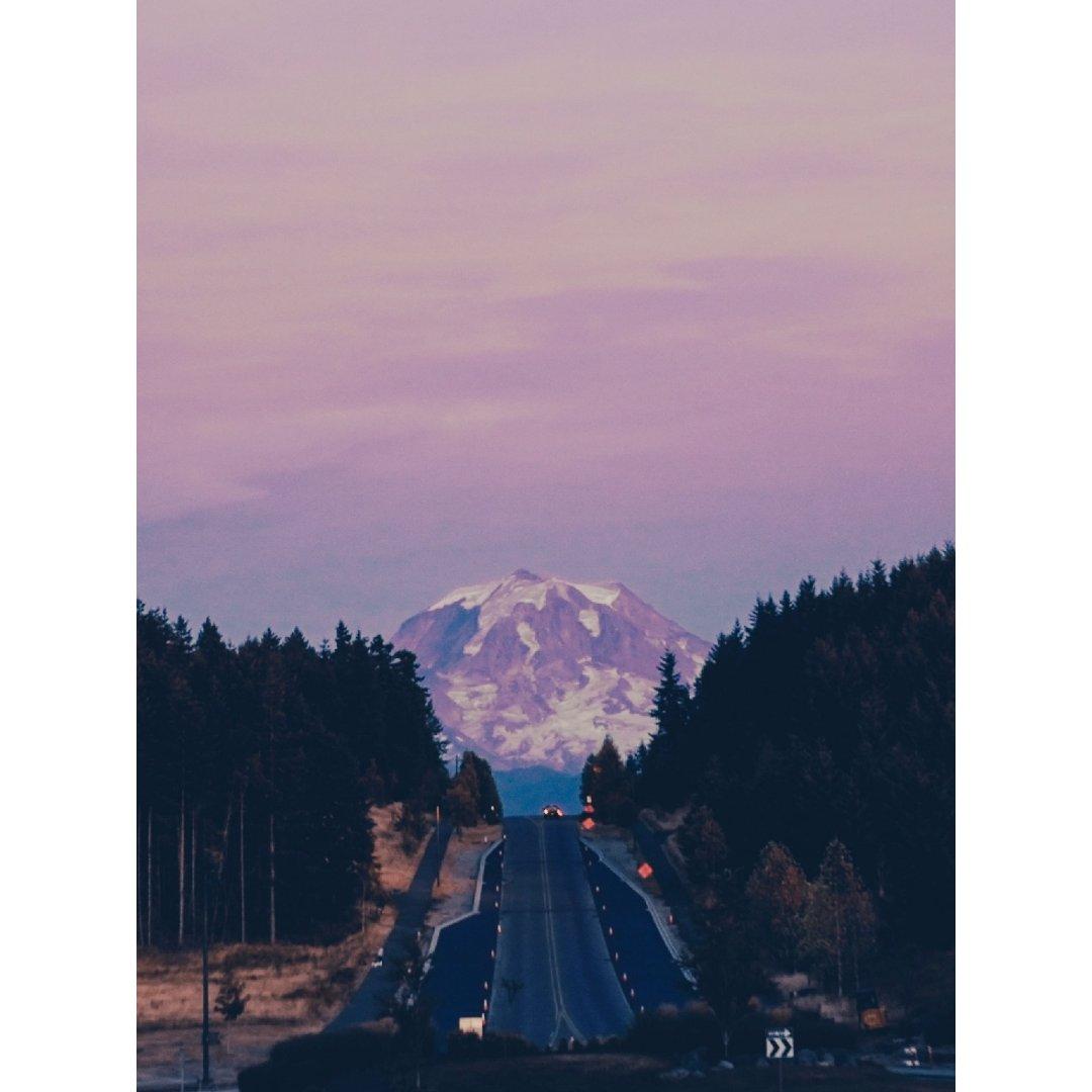 西雅图   Tacoma攻略   雪山落...