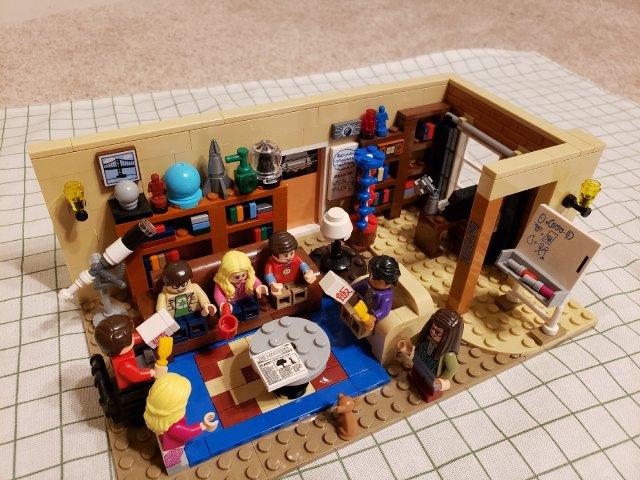 Lego生活大爆炸